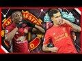 Liverpool Vs Man United Starting Xi Prediction Show