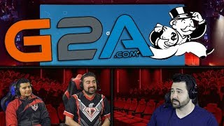 The G2A Scandal - Bribery, Shady Tactics & Hurting Indie Devs!