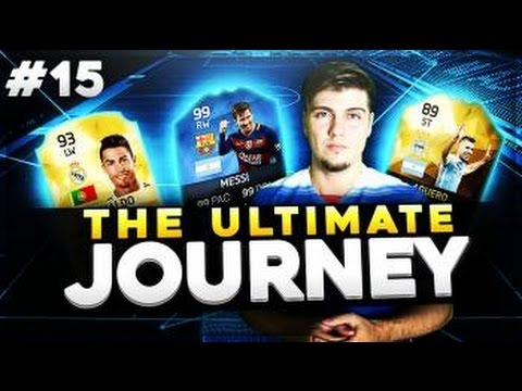 FIFA 16 ULTIMATE JOURNEY #15 - CHEMISTRY GLITCH SQUAD BUILDER? #THERETURN