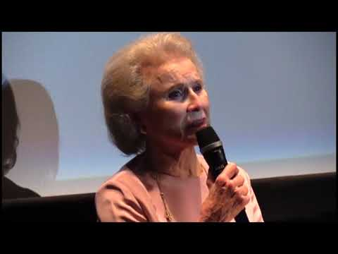 Peggy Dow Helmerich at Circle Cinema Film Festival for I Want You