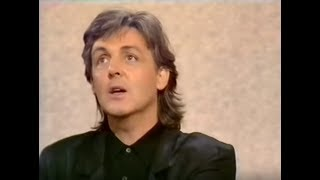 Paul McCartney THE BEST OF/Funny moments