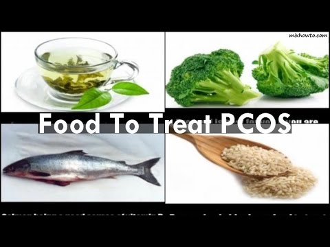 Food To Treat PCOS