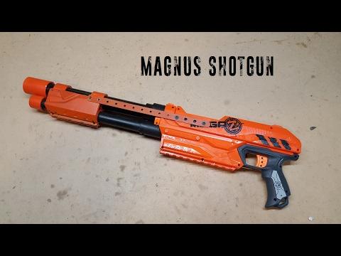 Build Guide: Magnus Shotgun
