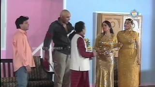 Best Of Tariq Teddy and Zafar Irshad New Pakistani Stage Drama Full Comedy Clip