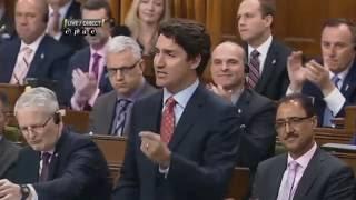 Justin Trudeau Thug Life