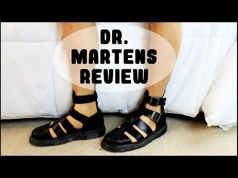 Shoe Review: Dr. Martens Geraldo