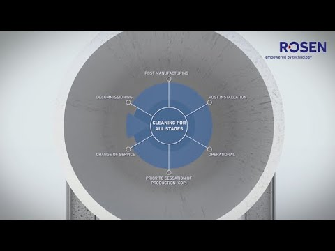ROSEN Group - Pipeline Cleaning Solutions