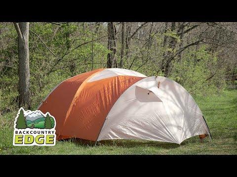 Big Agnes Copper Hotel HV UL3 3-Season Backpacking Tent