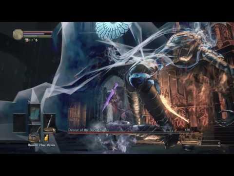 Dark Souls 3: SL1 Dancer of the Boreal Valley No Healing No Damage Keyboard & Mouse