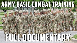 Army Basic Combat Training Documentary 2019 - The REAL Army Boot Camp Experience