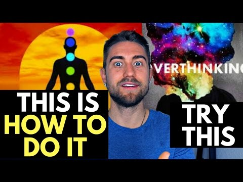 The Most Powerful Technique to STOP overthinking (and quiet your mind)