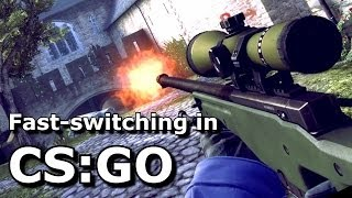 Cs go fast switch grenade wh для cs go steam скачать