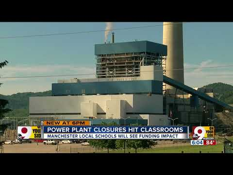Power plant closures hit Adams County classrooms
