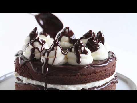 Heath Cake - Just a FUN way to enjoy cake!