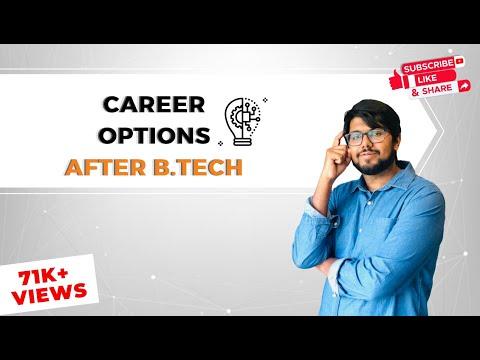 Career options after B.Tech (Engineering): Keynote speaker Aamir Qutub  Motivational Career Talk