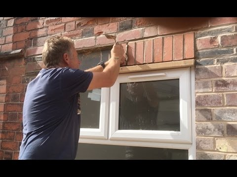 Brick up a shop front - soldier course - part 3