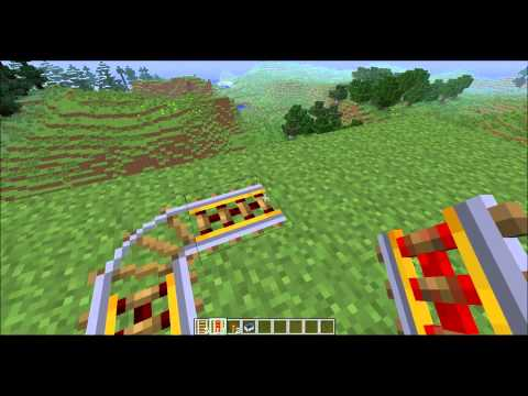 How to make powered rails work on minecraft