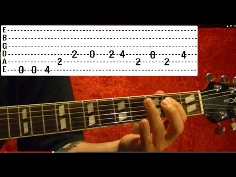 HOUSE OF THE RISING SUN - The Animals - Guitar Lesson ♫ ♪ ♫ ♪