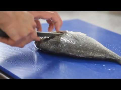 How To Fillet Bream