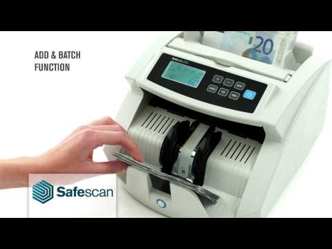 Safescan - 2250 Banknote Counting Machine