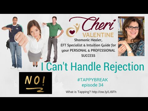 #TappyBreak - I Can't Handle Rejection