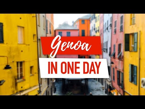 Genoa in a Day: Top 10 Things to See in Genoa (Italy)