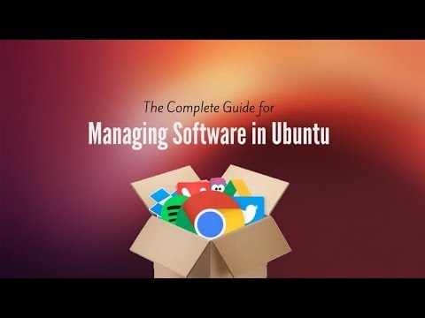 How to install uninstall Software,Application and package on Ubuntu