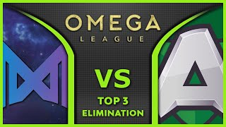 NIGMA vs ALLIANCE - LEGENDARY BEST GAME 2020 !! - OMEGA League Dota 2 Highlights 2020
