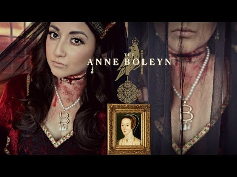 ANNE BOLEYN | SFX HALLOWEEN MAKEUP