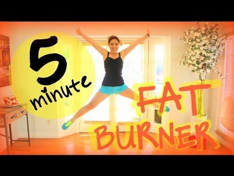 5 Minute FAT BURNER