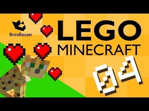 Lego Minecraft - Tame Ocelot part #4