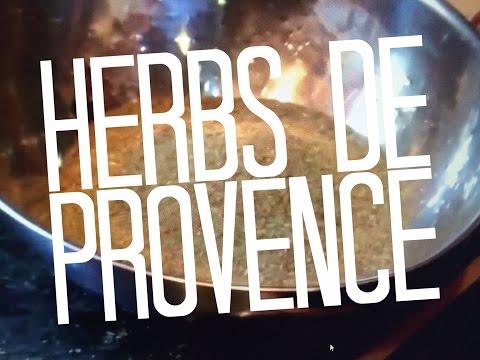 How to Make Herbs de Provence Seasoning Mix Recipe Ingredients