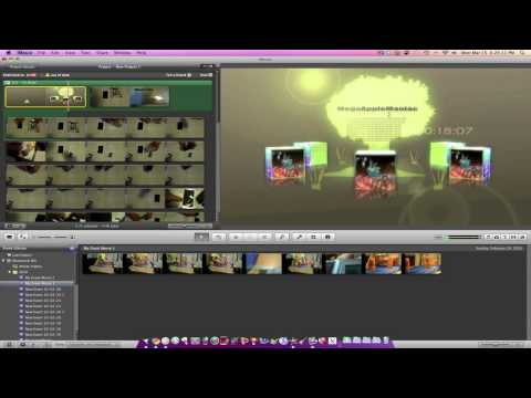 How To Speed Up, Slow Down, Or Reverse Footage In IMovie 09'