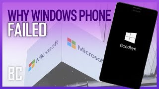 Why Windows Phone Failed - And How They Could