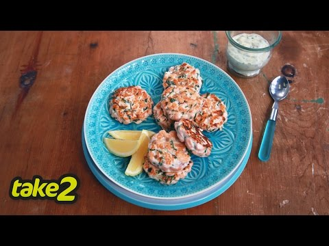 Easy Salmon Recipe – Salmon Patties