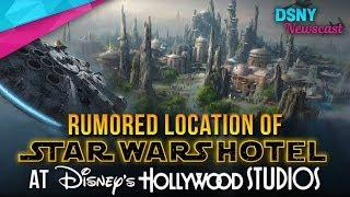 Rumored Location of Star Wars Hotel at Walt Disney World - Disney News - 7/2/17