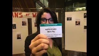 World Forum for Democracy - Day 1: Maria Napoletano