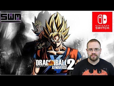 Dragon Ball Xenoverse 2 Nintendo Switch! Spawn Wave Plays!