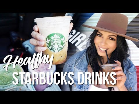 HEALTHY STARBUCKS DRINKS : LOW CALORIE, LOW CARB, SUGAR FREE, KETO DIET DRINKS | SCCASTANEDA