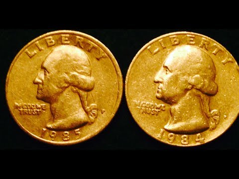 What To Look For In 1980s Washington Quarters