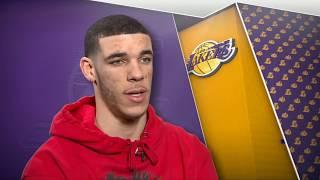 Lonzo Ball reveals toughest part of NBA life | ESPN