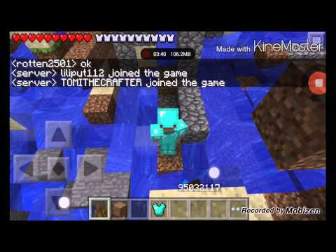 Let's Play w/ Tom Cablo Minecraft PE 0.8.1 (Multiplayer Server) - Epic MC (Episode 1)