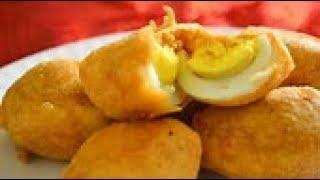 Egg bajji/anda bonda /mutta bajji recipe/iftaar recipe