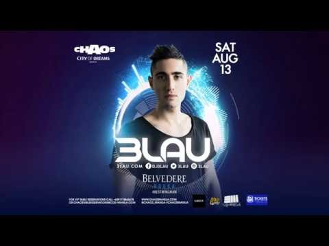 GET READY TO FLY WITH 3LAU ON SATURDAY THE 13TH OF AUGUST!