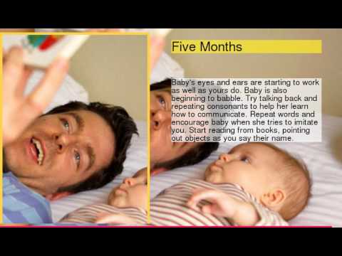 Baby Development: 12 Ways to Help Your Infant Learn and Grow