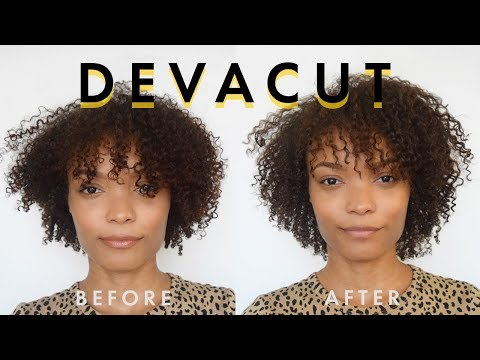 My Deva Cut Experience - CHICAGO Salon! | Alicia Fuller