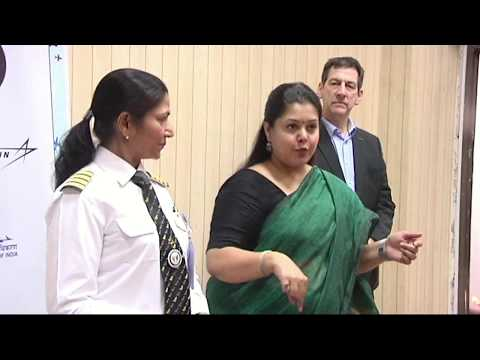 Girls in Aviation Day Grandly Held in Vizag