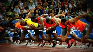Sprint Starts ● ft. Trayvon Bromell, Asafa Powell, Marvin Bracy and More - Sprinting Montage