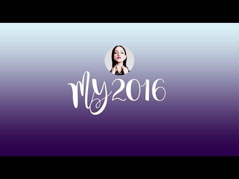 my2016 || I saw Halsey, meet Hayden Christensen and publish a book.