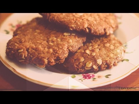 Anzac Special: How to make Anzac Biscuits - Behind the News